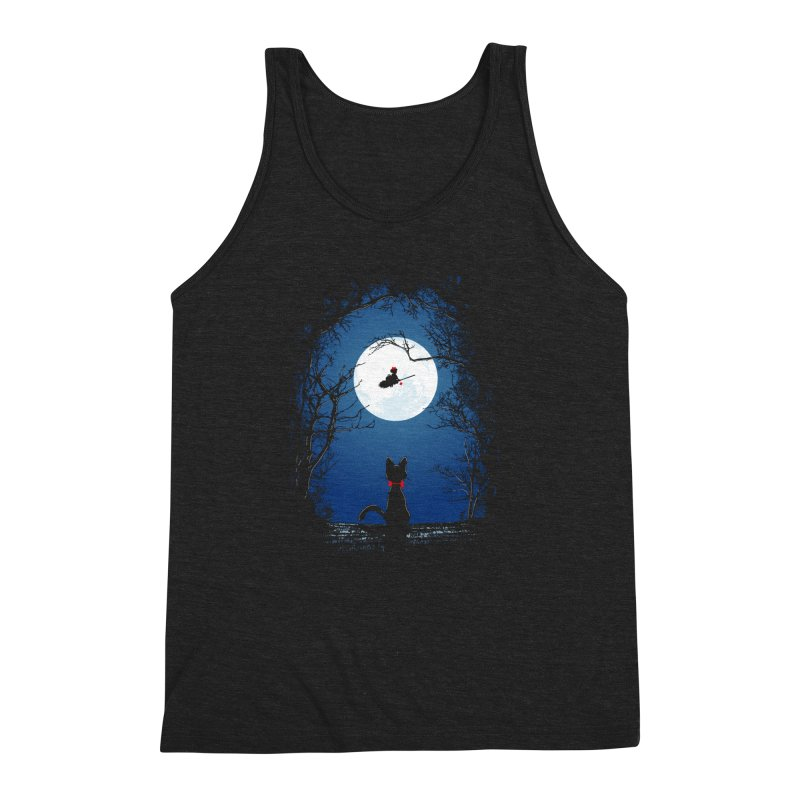 Fly with your spirit Men's Triblend Tank by Donnie's Artist Shop