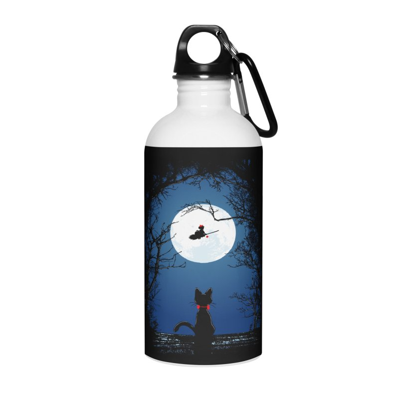 Fly with your spirit Accessories Water Bottle by Donnie's Artist Shop