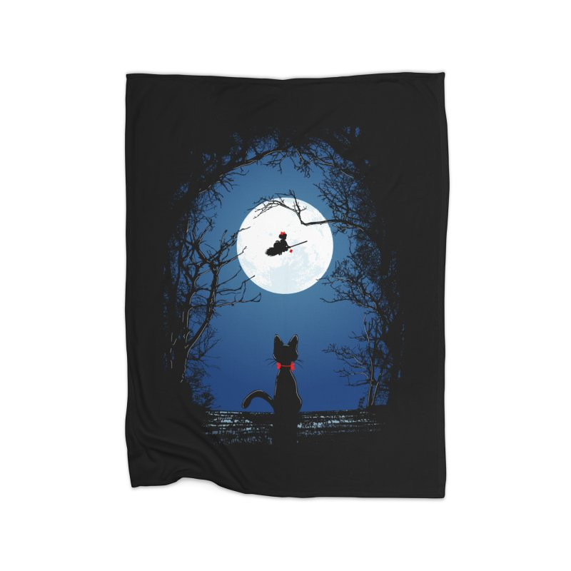 Fly with your spirit Home Blanket by Donnie's Artist Shop