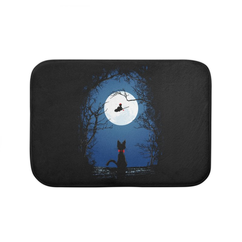 Fly with your spirit Home Bath Mat by Donnie's Artist Shop