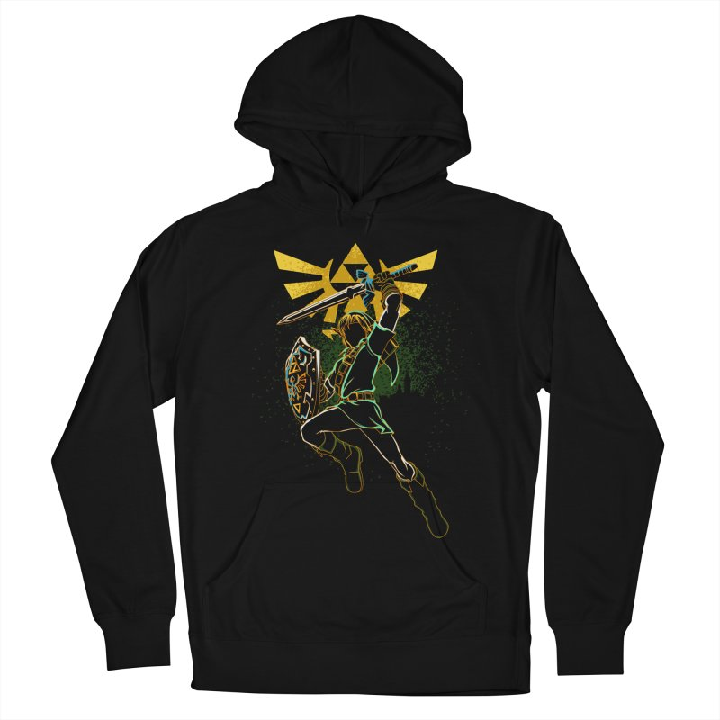 Shadow of courage Women's Pullover Hoody by Donnie's Artist Shop