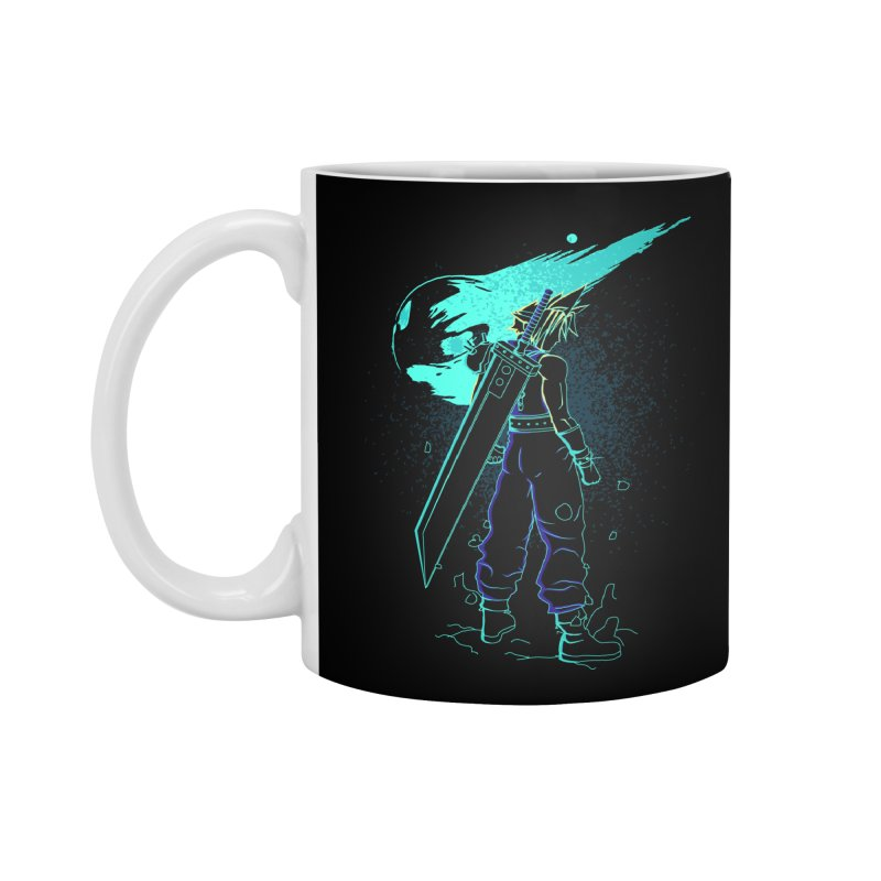 Shadow of the meteor Accessories Mug by Donnie's Artist Shop