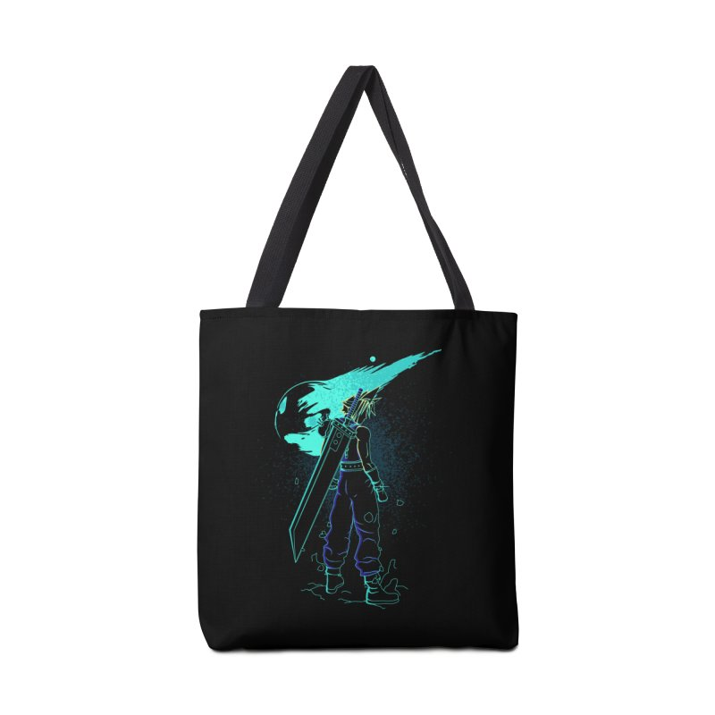 Shadow of the meteor Accessories Bag by Donnie's Artist Shop