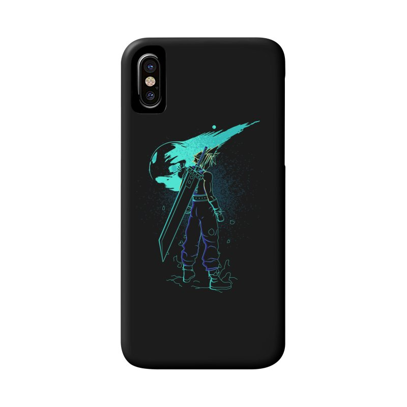 Shadow of the meteor Accessories Phone Case by Donnie's Artist Shop