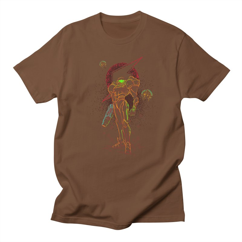 Shadow of bounty hunter Men's T-Shirt by Donnie's Artist Shop