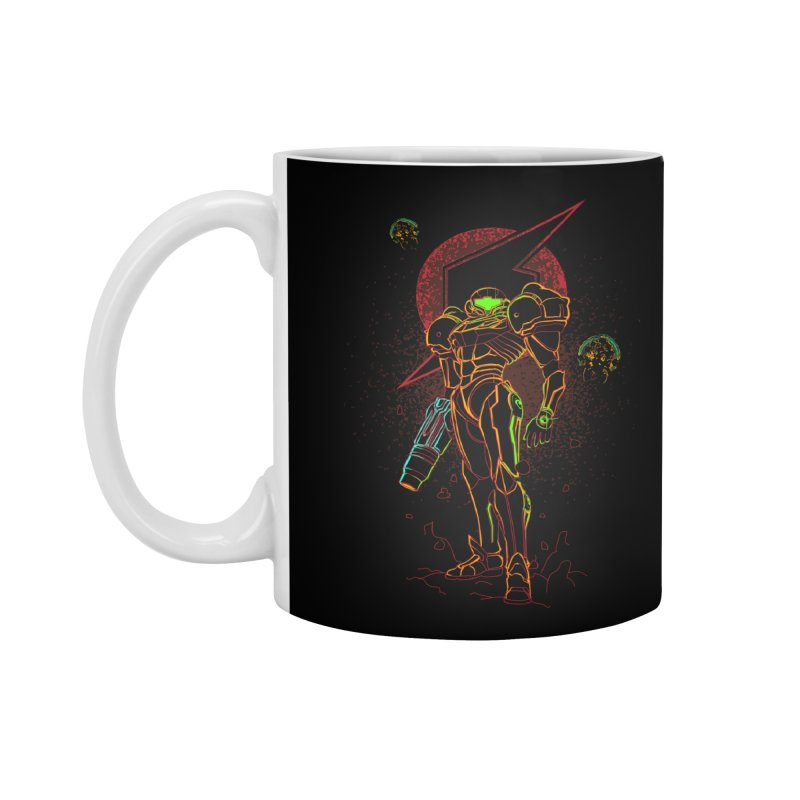 Shadow of bounty hunter Accessories Mug by Donnie's Artist Shop