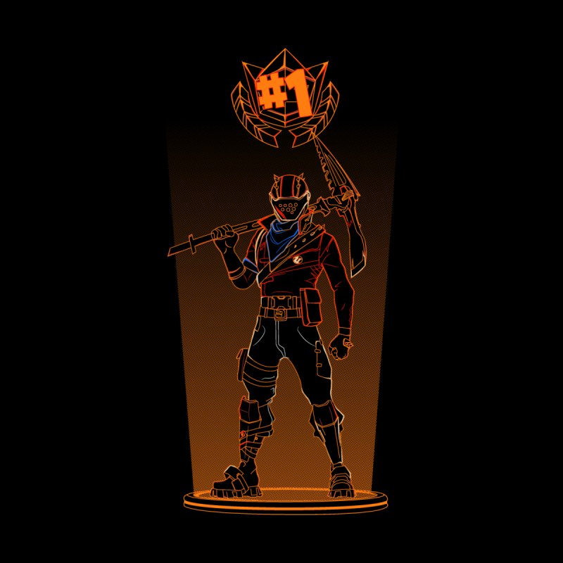 Shadow of the Rust Lord by Donnie's Artist Shop