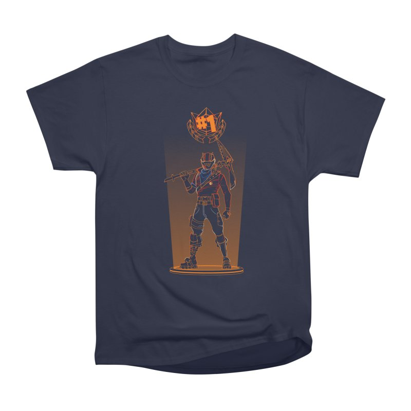 Shadow of the Rust Lord Women's Heavyweight Unisex T-Shirt by Donnie's Artist Shop
