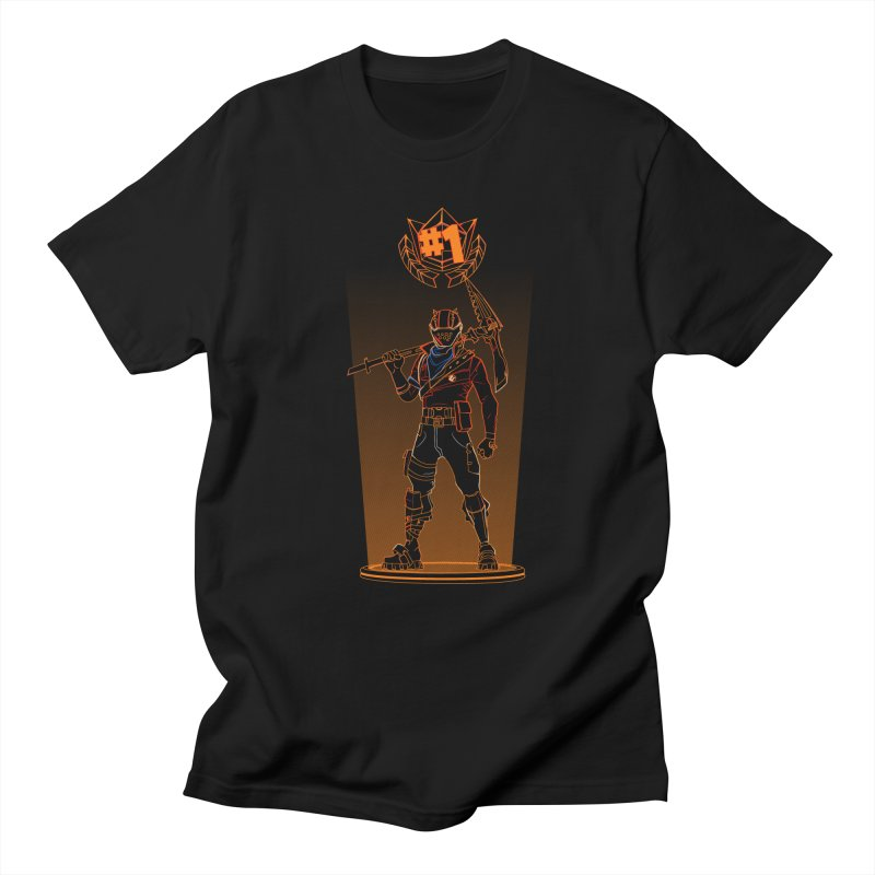 Shadow of the Rust Lord Women's Regular Unisex T-Shirt by Donnie's Artist Shop