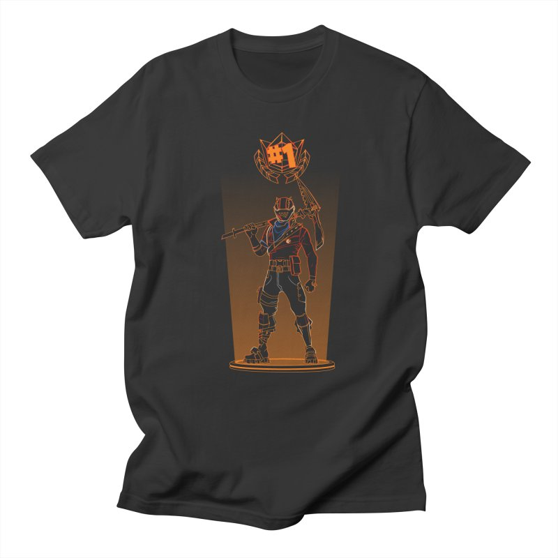 Shadow of the Rust Lord Women's Unisex T-Shirt by Donnie's Artist Shop