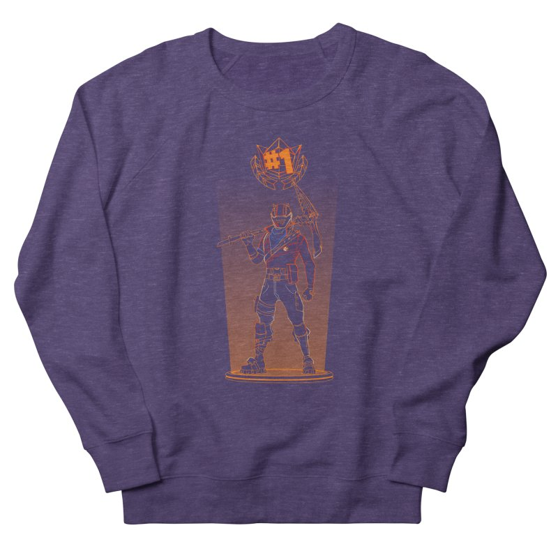 Shadow of the Rust Lord Women's Sweatshirt by Donnie's Artist Shop
