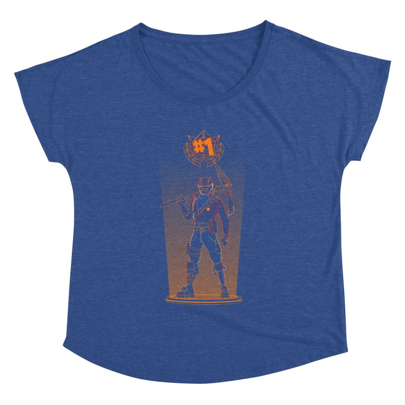 Shadow of the Rust Lord Women's Dolman by Donnie's Artist Shop
