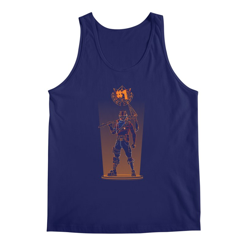 Shadow of the Rust Lord Men's Regular Tank by Donnie's Artist Shop