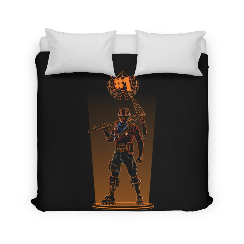 Shadow of the Rust Lord Home Duvet by Donnie's Artist Shop