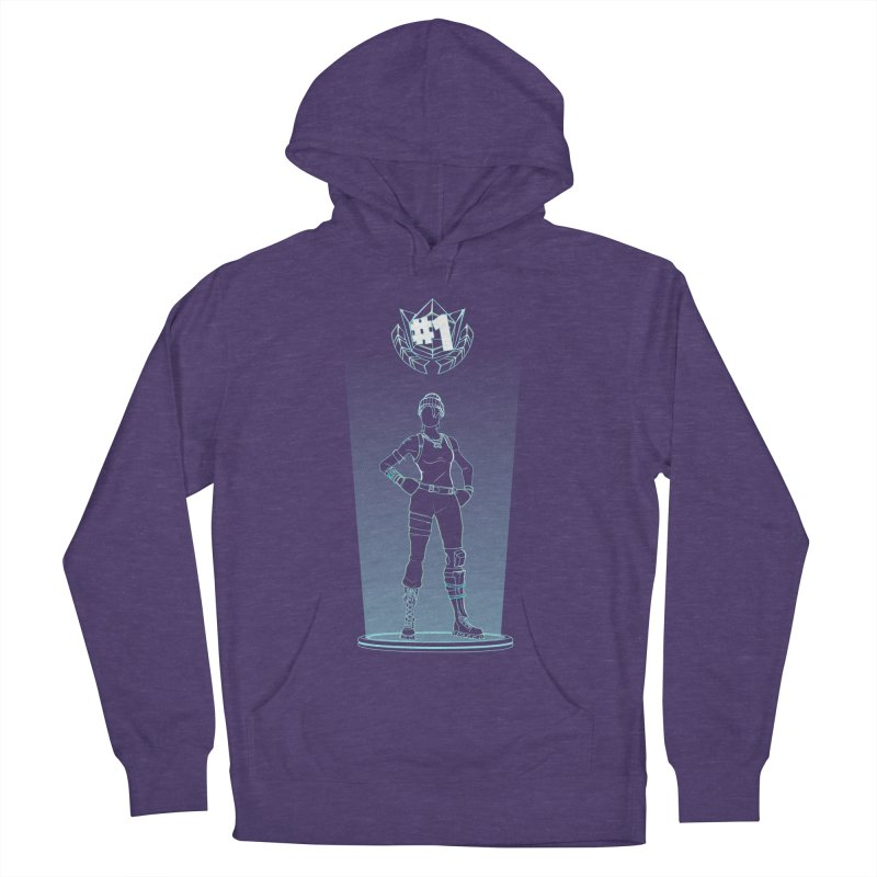 Shadow of the Recon Specialist Women's French Terry Pullover Hoody by Donnie's Artist Shop