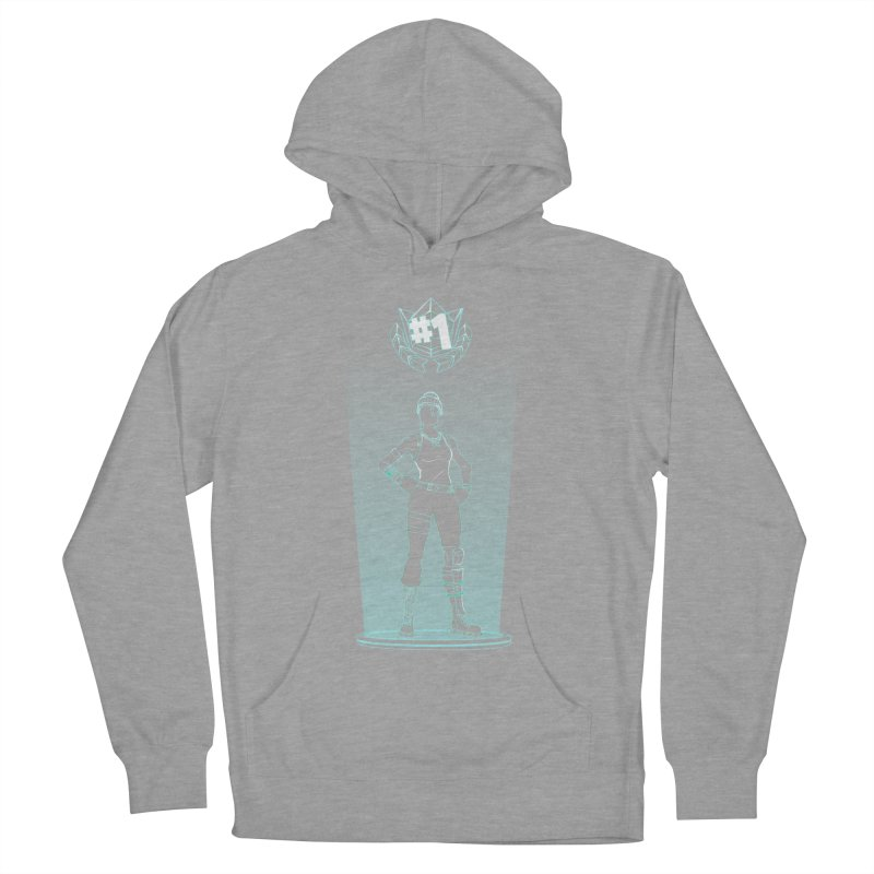 Shadow of the Recon Specialist Men's Pullover Hoody by Donnie's Artist Shop