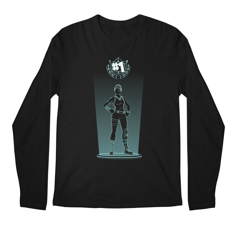 Shadow of the Recon Specialist Men's Longsleeve T-Shirt by Donnie's Artist Shop