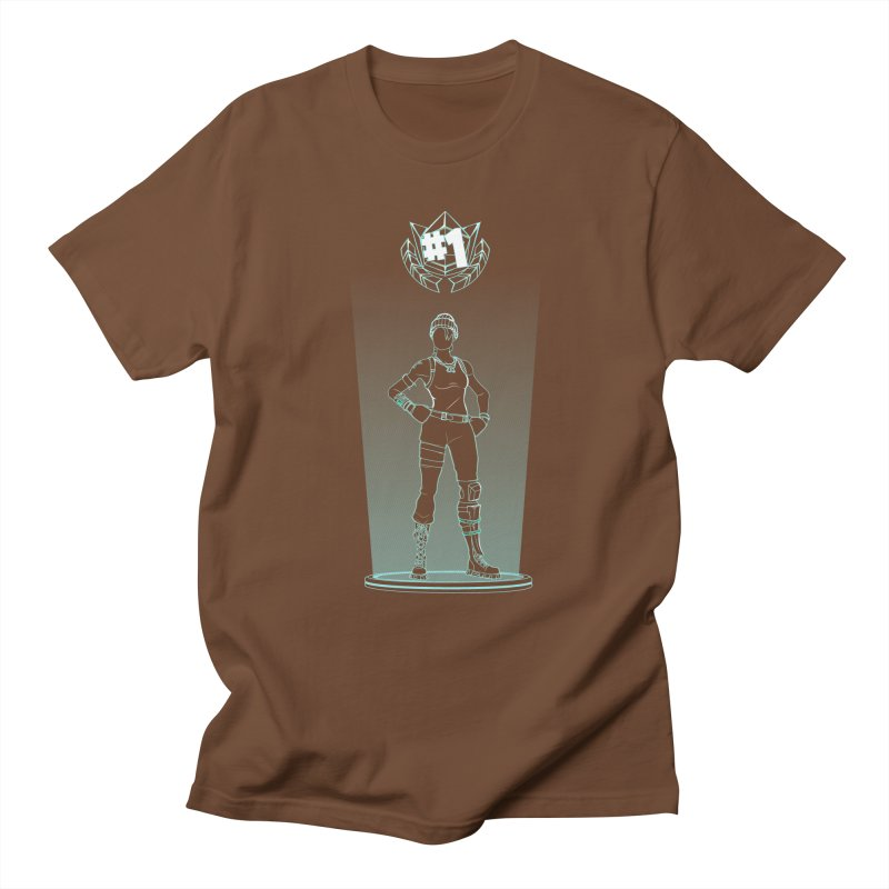 Shadow of the Recon Specialist Men's Regular T-Shirt by Donnie's Artist Shop