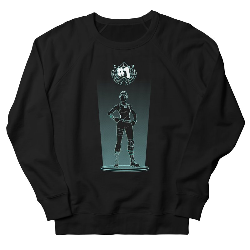 Shadow of the Recon Specialist Men's French Terry Sweatshirt by Donnie's Artist Shop