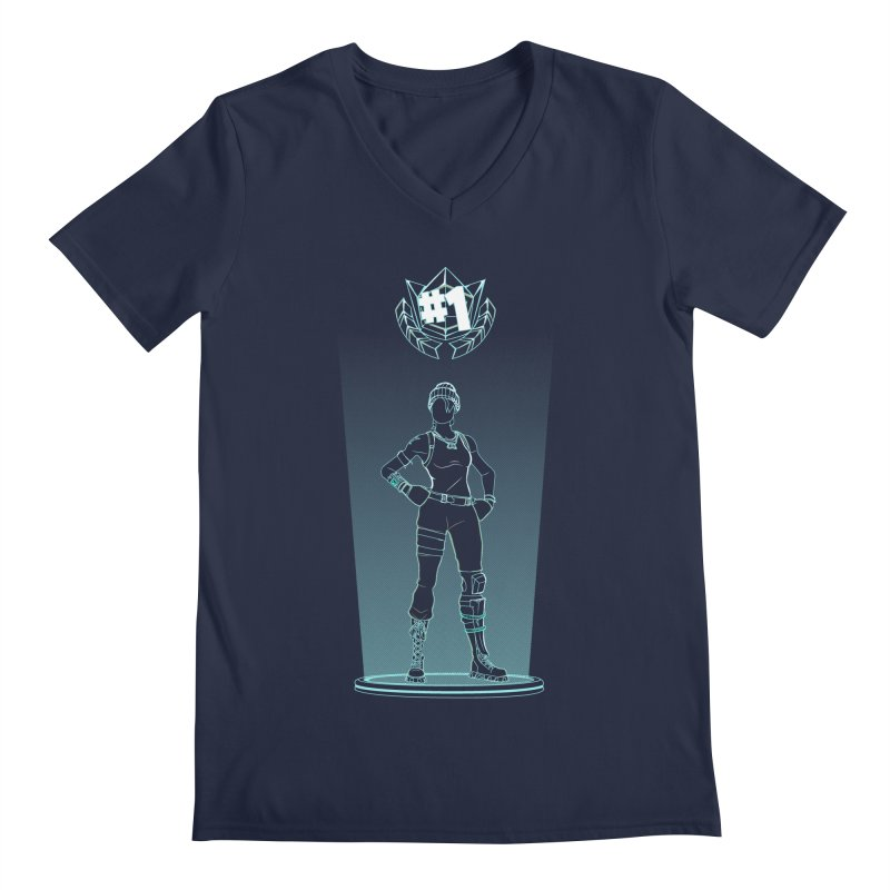 Shadow of the Recon Specialist Men's V-Neck by Donnie's Artist Shop