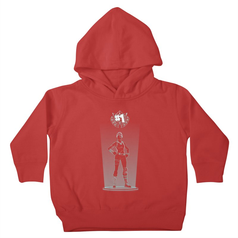 Shadow of the Recon Specialist Kids Toddler Pullover Hoody by Donnie's Artist Shop