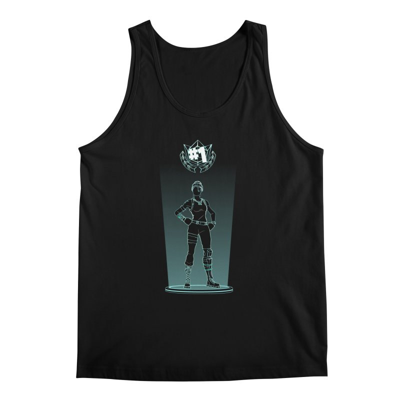 Shadow of the Recon Specialist Men's Regular Tank by Donnie's Artist Shop