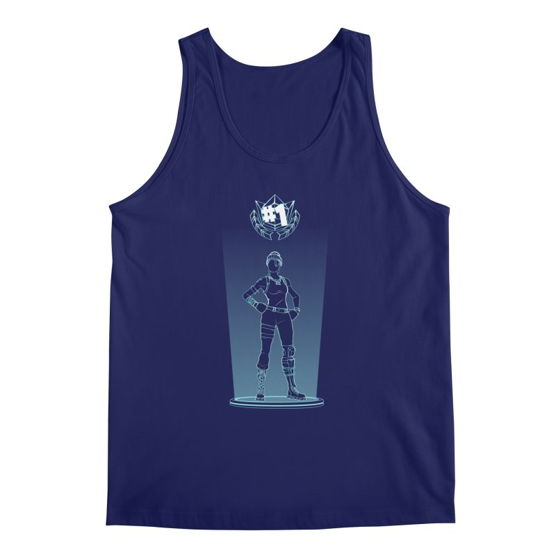 Shadow of the Recon Specialist Men's Tank by Donnie's Artist Shop
