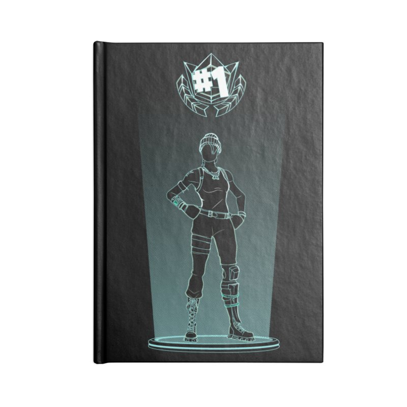 Shadow of the Recon Specialist Accessories Notebook by Donnie's Artist Shop