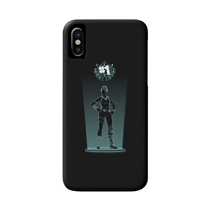 Shadow of the Recon Specialist Accessories Phone Case by Donnie's Artist Shop