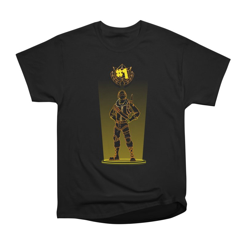 Shadow of the Raptor Women's Heavyweight Unisex T-Shirt by Donnie's Artist Shop