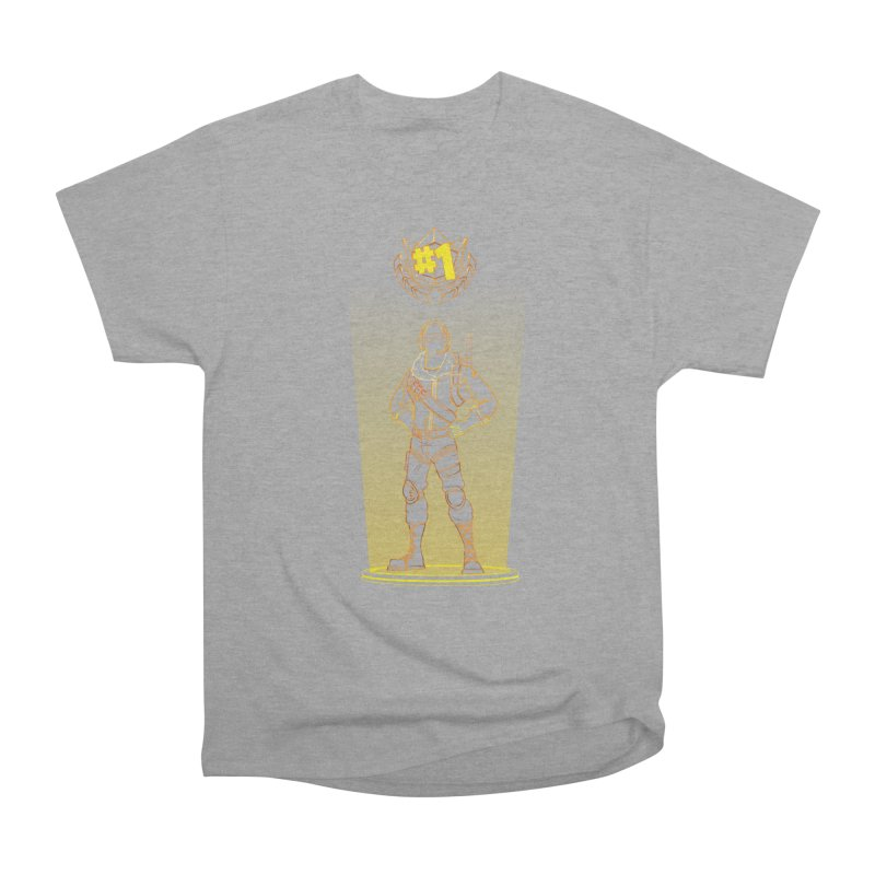 Shadow of the Raptor Men's Heavyweight T-Shirt by Donnie's Artist Shop