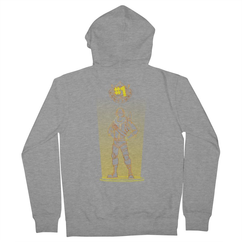 Shadow of the Raptor Women's Zip-Up Hoody by Donnie's Artist Shop