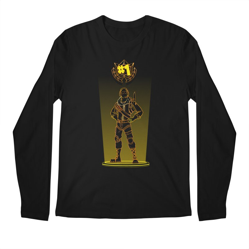 Shadow of the Raptor Men's Longsleeve T-Shirt by Donnie's Artist Shop