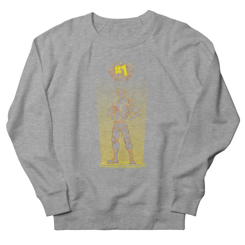 Shadow of the Raptor Women's French Terry Sweatshirt by Donnie's Artist Shop