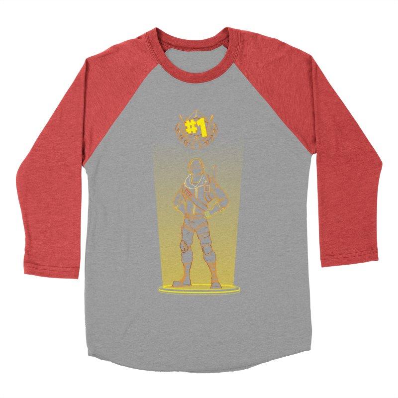 Shadow of the Raptor Women's Baseball Triblend Longsleeve T-Shirt by Donnie's Artist Shop