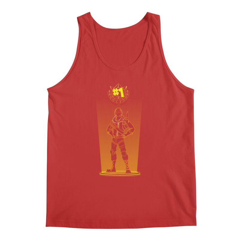 Shadow of the Raptor Men's Tank by Donnie's Artist Shop
