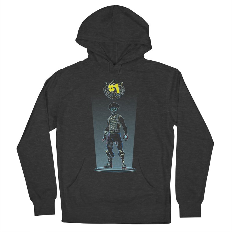 Shadow of the Funk Women's French Terry Pullover Hoody by Donnie's Artist Shop