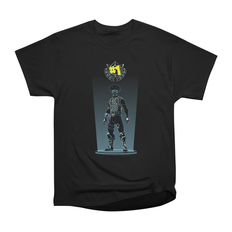 Shadow of the Funk Women's Heavyweight Unisex T-Shirt by Donnie's Artist Shop