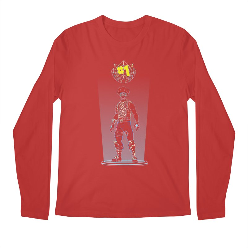 Shadow of the Funk Men's Regular Longsleeve T-Shirt by Donnie's Artist Shop