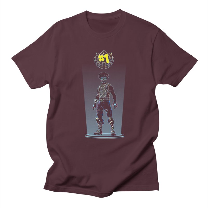 Shadow of the Funk Women's Regular Unisex T-Shirt by Donnie's Artist Shop