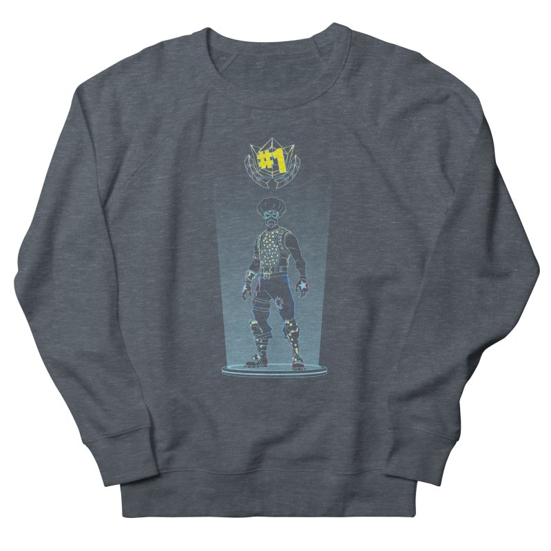 Shadow of the Funk Women's French Terry Sweatshirt by Donnie's Artist Shop