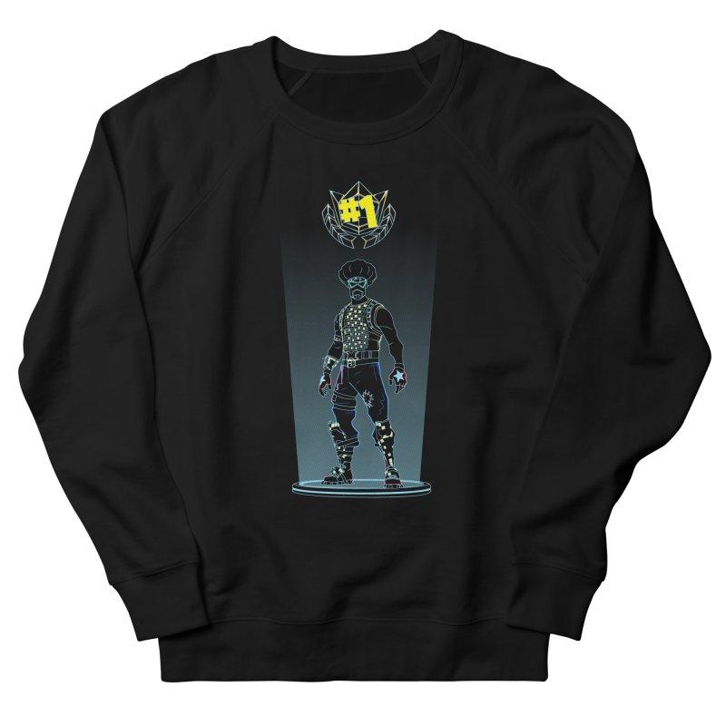 Shadow of the Funk Men's Sweatshirt by Donnie's Artist Shop