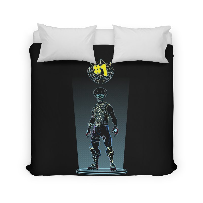 Shadow of the Funk Home Duvet by Donnie's Artist Shop