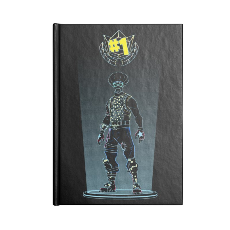 Shadow of the Funk Accessories Notebook by Donnie's Artist Shop