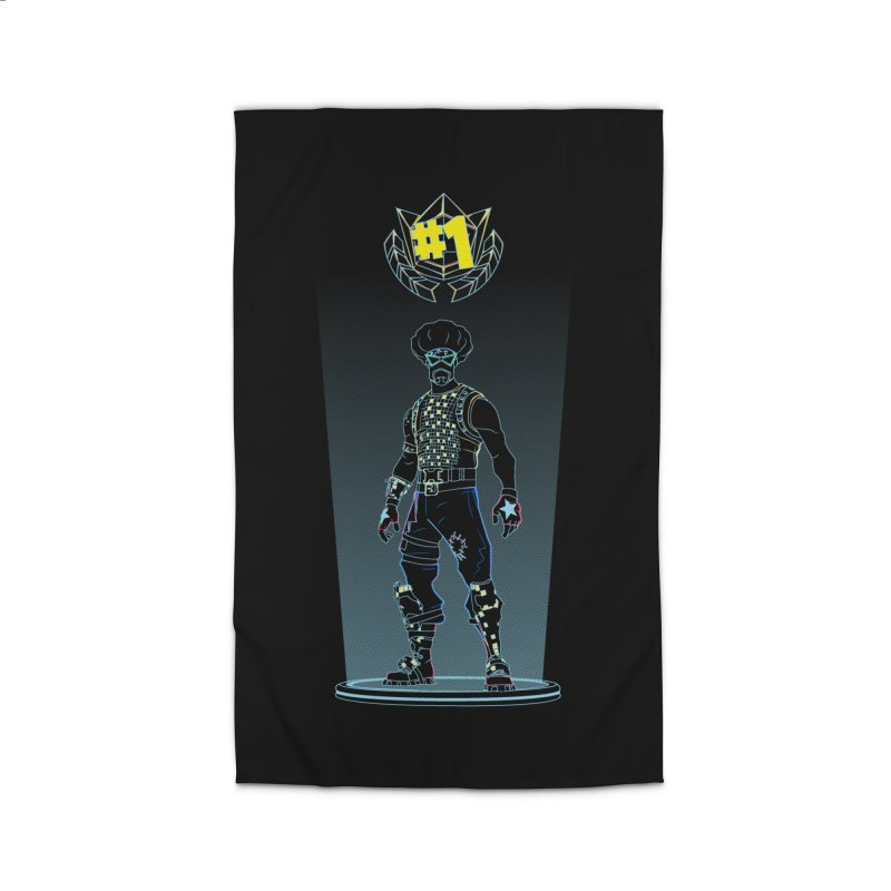 Shadow of the Funk Home Rug by Donnie's Artist Shop