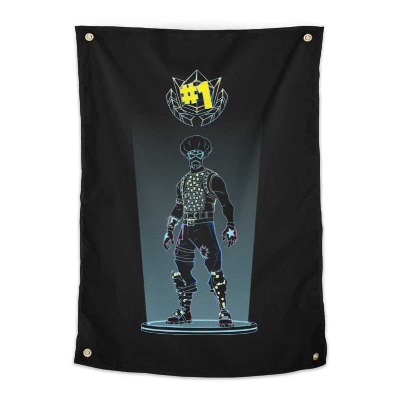 Shadow of the Funk Home Tapestry by Donnie's Artist Shop