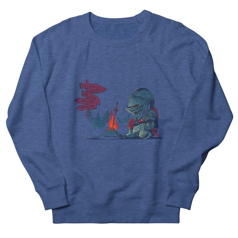 Dark Deathtiny Men's Sweatshirt by Donnie's Artist Shop