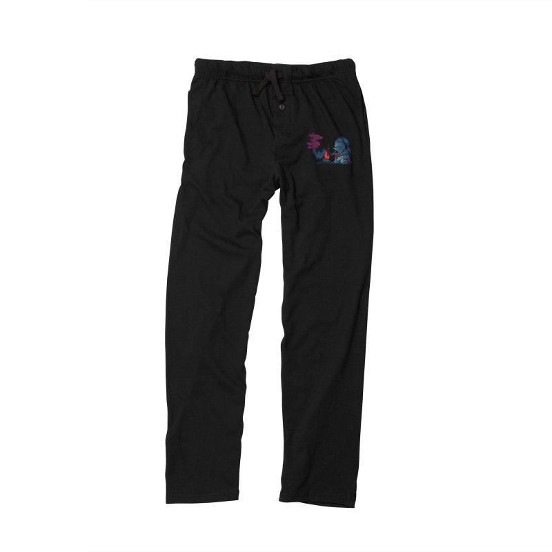 Dark Deathtiny Women's Lounge Pants by Donnie's Artist Shop
