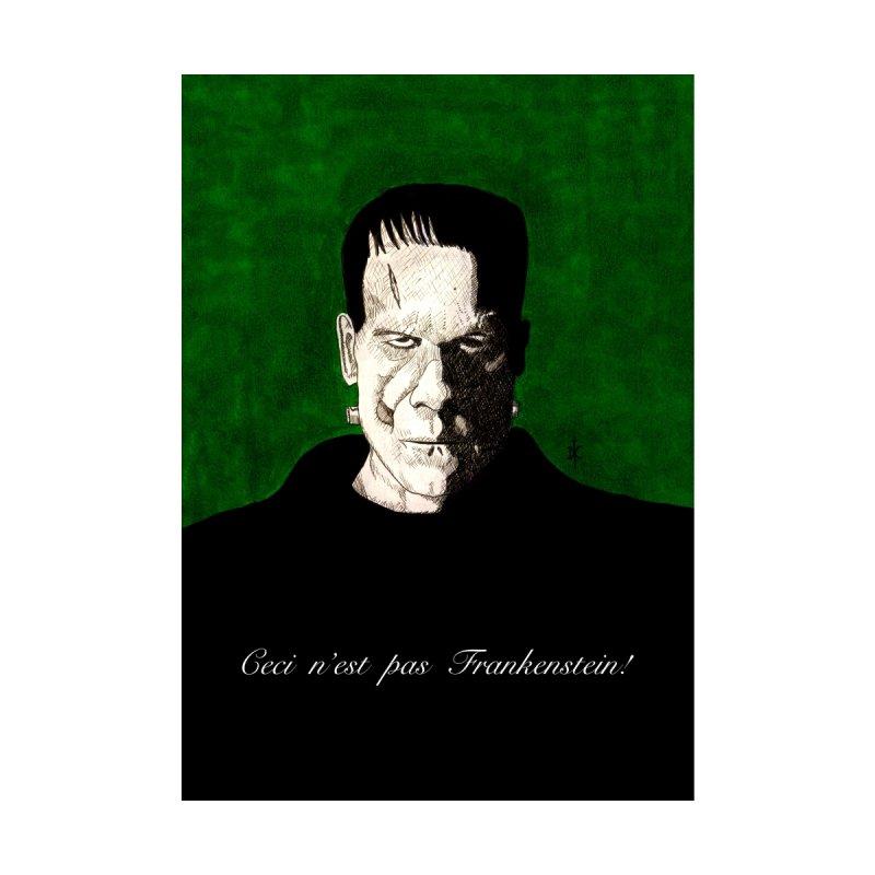 This is not Frankenstein by donnovanknight's Artist Shop