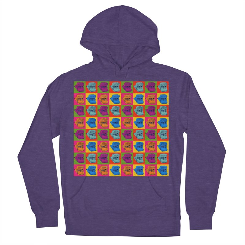 Mini Instant Pop Women's Pullover Hoody by donnovanknight's Artist Shop